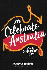 Let's celebrate Australia Day on a different day – #ChangeTheDate