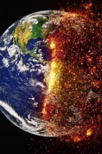 What will the world look like when climate change is counteracted?