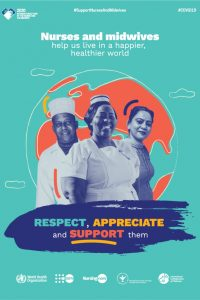 World Health Day – support nurses and midwives